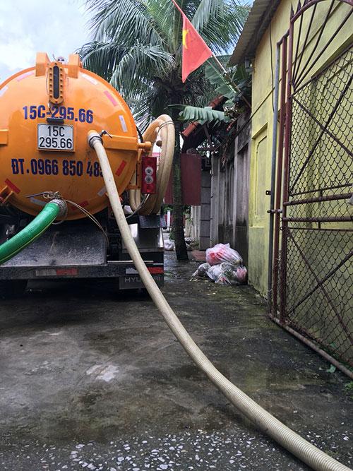 công ty vệ sinh môi trường hải phòng