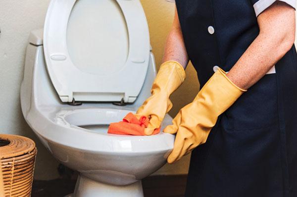 Khử mùi hôi nhà vệ sinh tại Hải Phòng