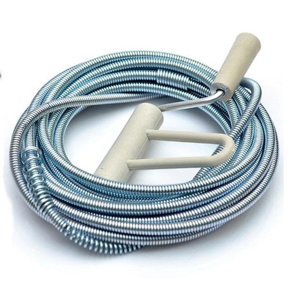 Hướng dẫn Cách dùng dây thông tắc đường ống