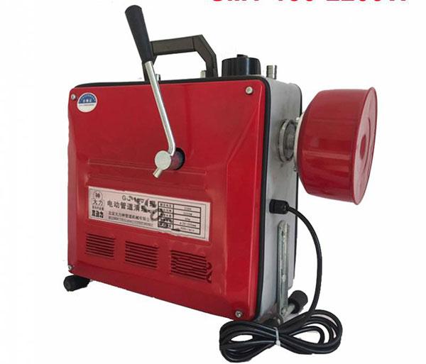 5 loại máy thông cống lò xo hiệu quả nhất