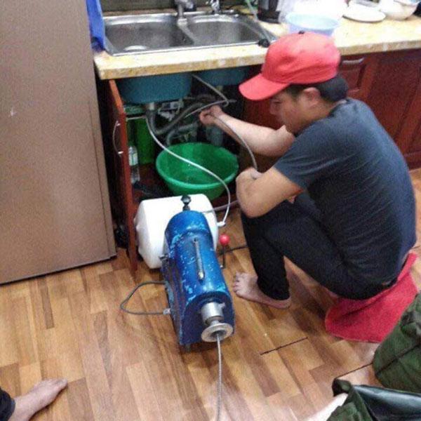 Thông cống giá rẻ tại huyện Thủy Nguyên, Hải Phòng