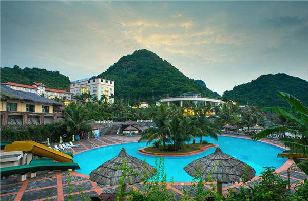 Thông cống resort tại Hải Phòng
