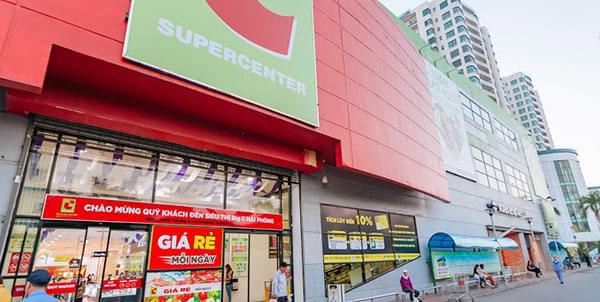 Hút bể phốt siêu thị tại Hải Phòng
