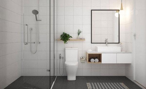 Cách dọn dẹp nhà vệ sinh để loại bỏ mùi hôi