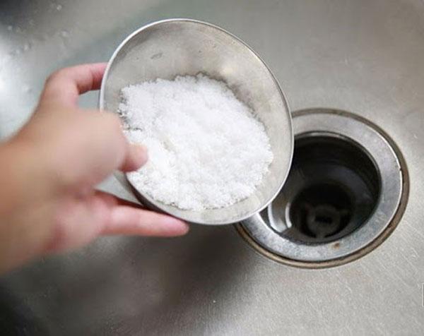 Một số loại bột thông cống cực mạnh