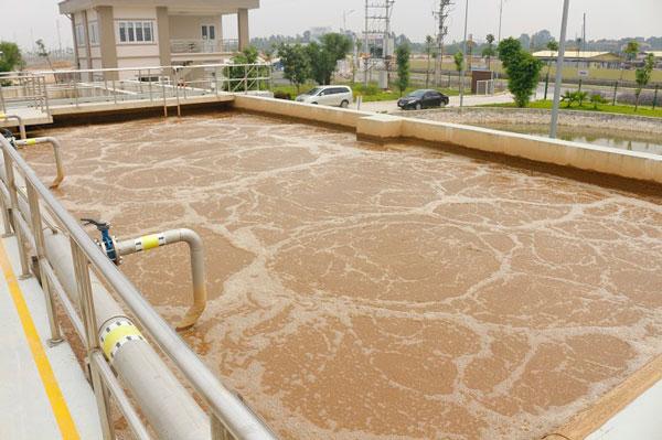 Dịch vụ hút bùn vi sinh tại KCN Vsip