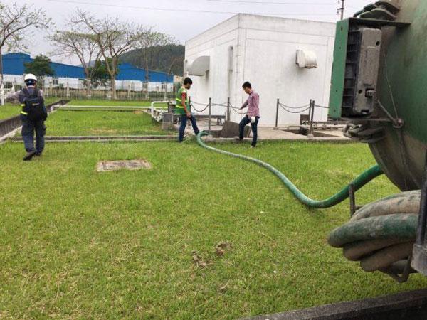 Hút bể phốt tại Thái Bình