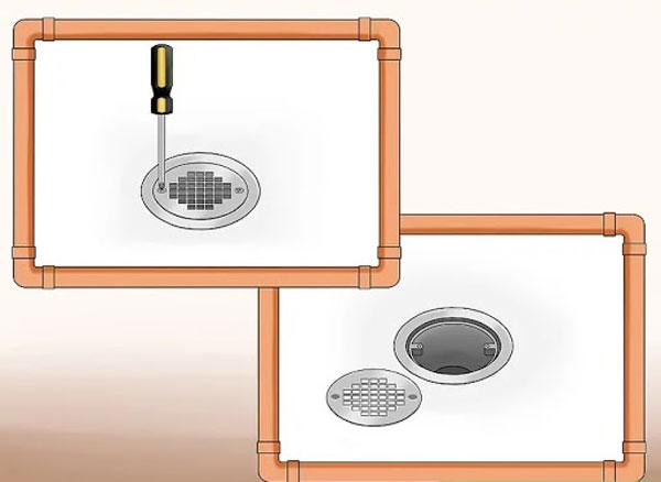 Hướng dẫn thông ống thoát nước mưa